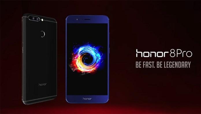Huawei Honor 8 Pro Android Oreo Google
