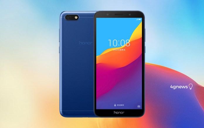 Novo Huawei Honor 7 é revelado oficialmente por menos de 100€ Honor 10