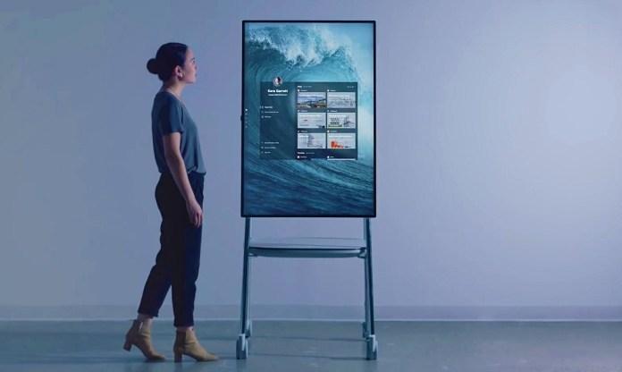 Microsoft Surface Hub 2