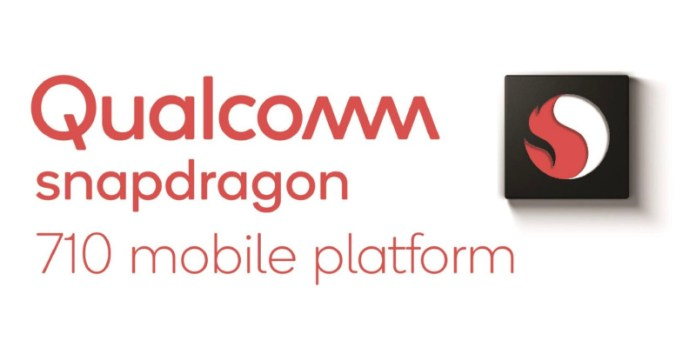 Snapdragon 700 Qualcomm Snapdragon 710 Android