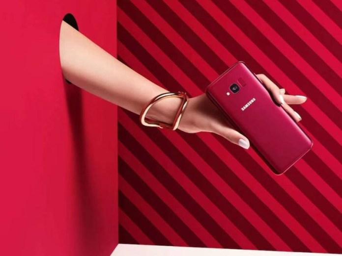 Samsung Galaxy S Light Luxury Galaxy S8 Lite