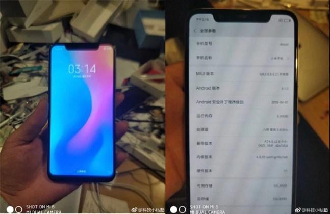 Xiaomi Mi 8 Xiaomi Mi 7 Android Oreo Google capa