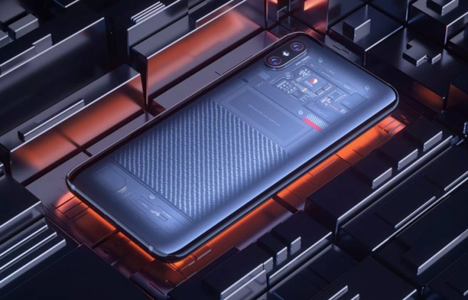 Android Xiaomi Mi 8 Explorer Edition SE