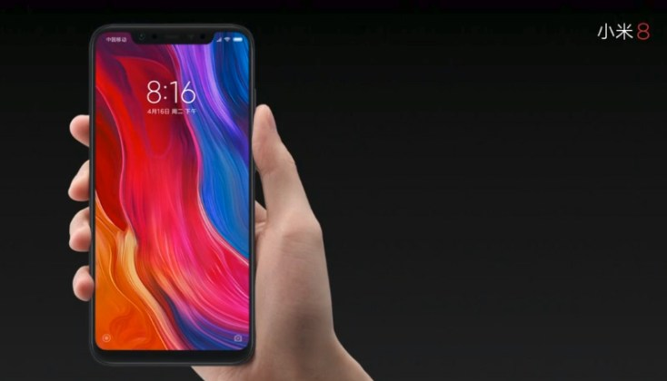 Xiaomi Mi 8 SE Xiaomi MIUI 10 Xiaomi Mi Band 3