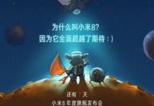Xiaomi Mi 8 Xiaomi Mi 7 Android