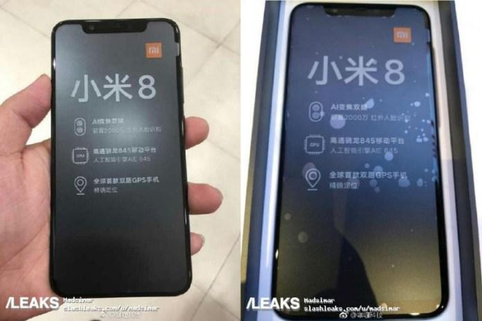 Snapdragon 710 Qualcomm Xiaomi Mi 8 Xiaomi Mi 8 SE Android