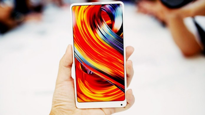 Xiaomi Mi MIX 2S Android