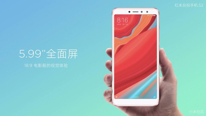 Android. Xiaomi Redmi S2 anunciado oficialmente!