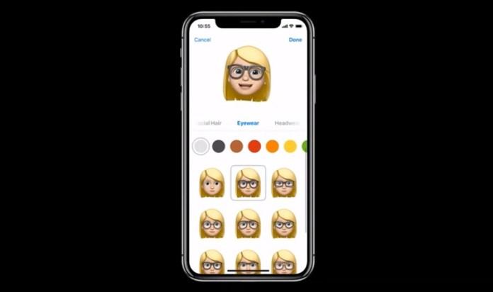 Apple Memoji Animoji