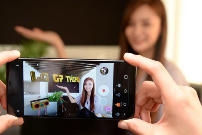 Google Pixel LG G7 ThinQ