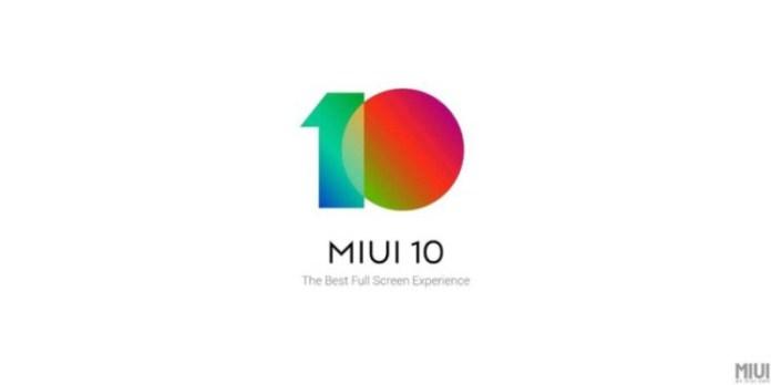 MIUI 10 Xiaomi Android Oreo Google Global