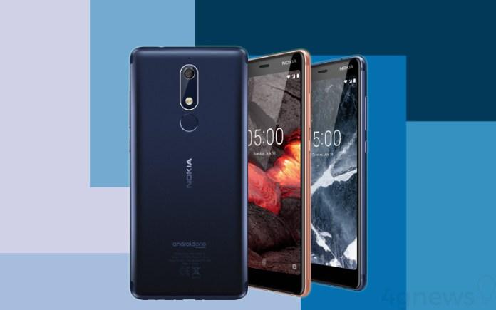 Android Oreo Android Go Android One Nokia 5.1 Nokia 2.1 Nokia 3.1