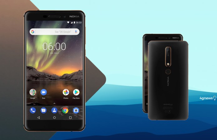 D€AL: Aproveita a promoção em smartphones! Nokia 6.1 a 179€