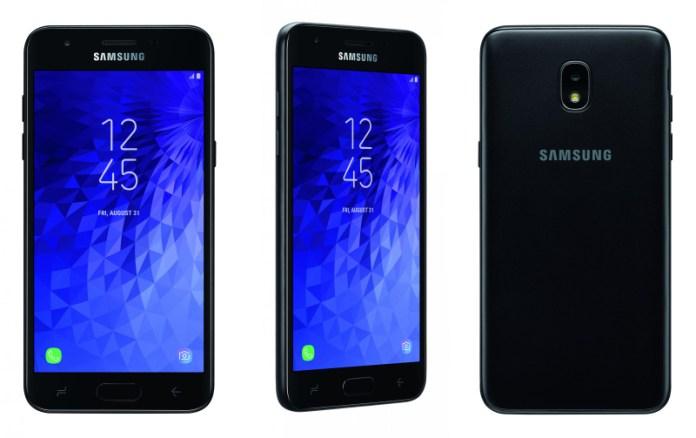 Samsung Galaxy J3 Galaxy J7 Android Oreo Google