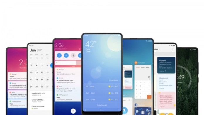 Xiaomi MIUI 10 Global Beta Android Oreo 1
