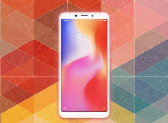 Xiaomi Redmi 6 Android Oreo MIUI 10