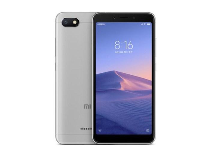 Xiaomi Redmi 6A Android Oreo MIUI Xiaomi Redmi 6