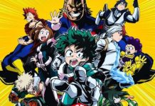 Boku no Hero My Hero Academia