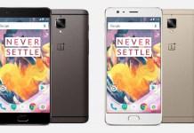 OnePlus 3 OnePlus 3T Android Oreo Google