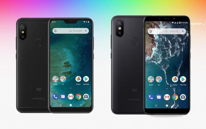 Xiaomi Mi A2 e Mi A2 Lite. Serão estes os preços dos Android One?