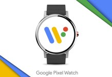 Google Pixel Watch Wear OS