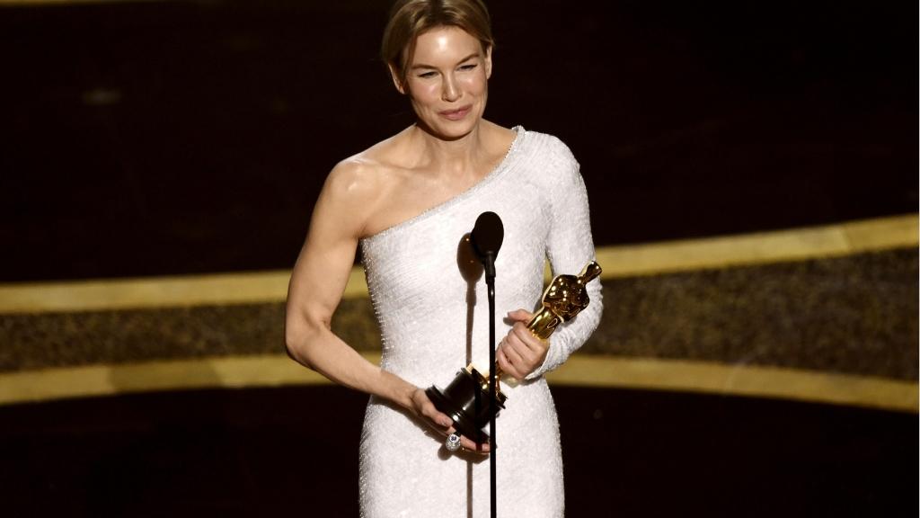 女星芮妮齊薇格 以電影「茱蒂」奪得奧斯卡金像獎最佳女主角|娛樂 - 四季線上4gTV