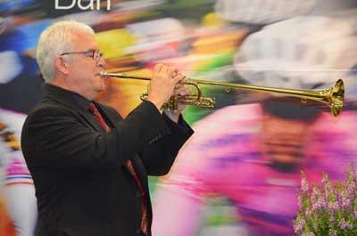 Keith Jourdan, Trumpet
