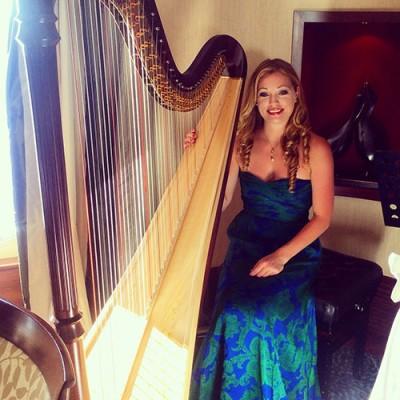 Hannah Kuipers, Harpist