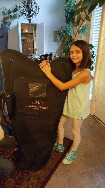 New Camac Harp Owner