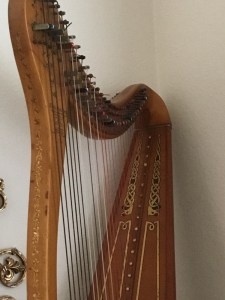 Irish Harp for Sale and Rent