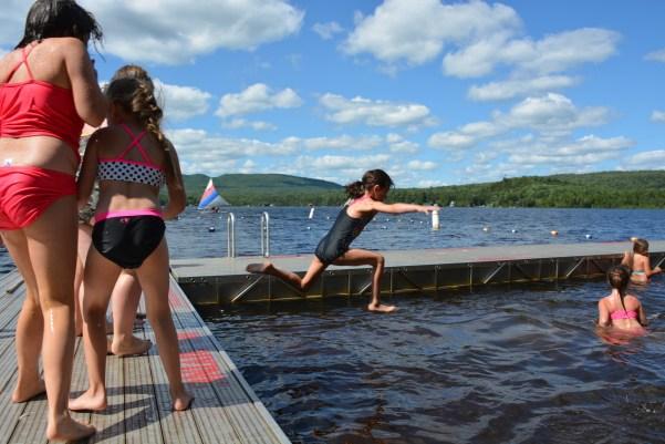 Free Swim!