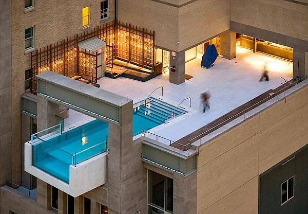 Joule Hotel Dallas Swimming Pool