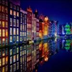 Amsterdam colcors