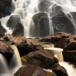 free waterfalls hd wallpaper