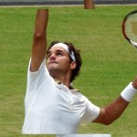Federer tennis sport wallpaper