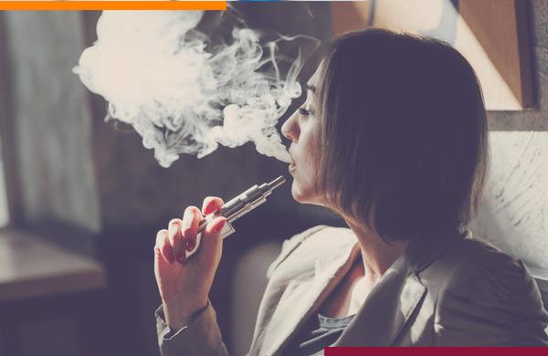 Estudo alerta sobre cigarros eletrônicos