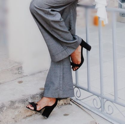 ruffles-flare-sleeve-off-shoulder-top-outfit-with-flare-pants