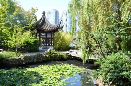 Vancouver chinese-garden Dr Sun Yay-Sen 1