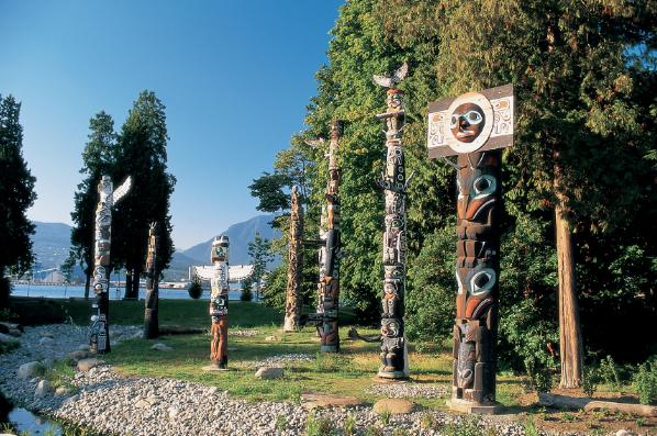 Vancouver Stanley Park 1