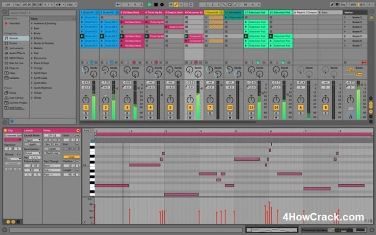 Ableton Live Serial Key Free Download