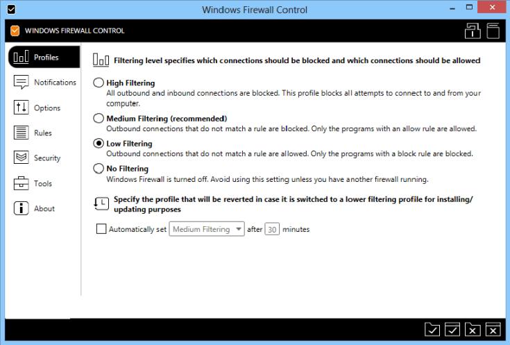 Windows Firewall Control Serial Key