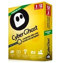CyberGhost Premium VPN Crack