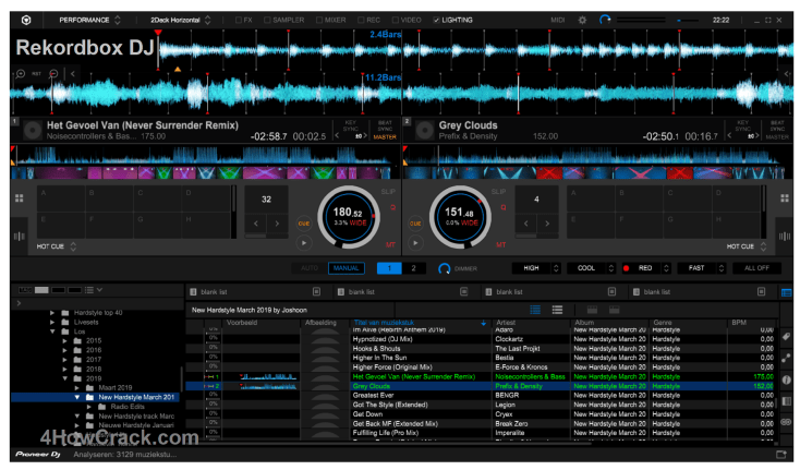 Rekordbox DJ Full Version Crack