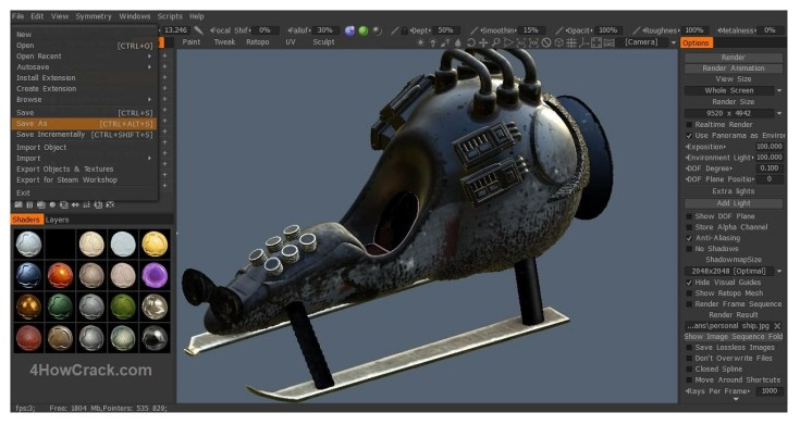 3D-Coat Full Version Download