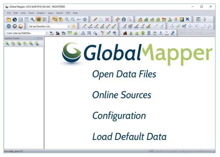 Global Mapper License Download