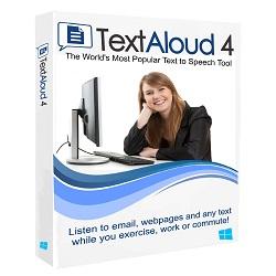 NextUp TextAloud 4 Crack