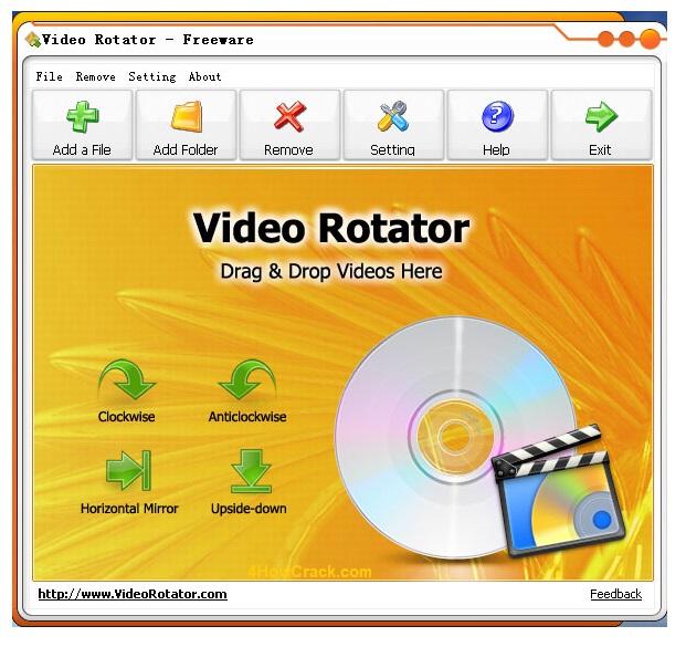 Video Rotator Key Download