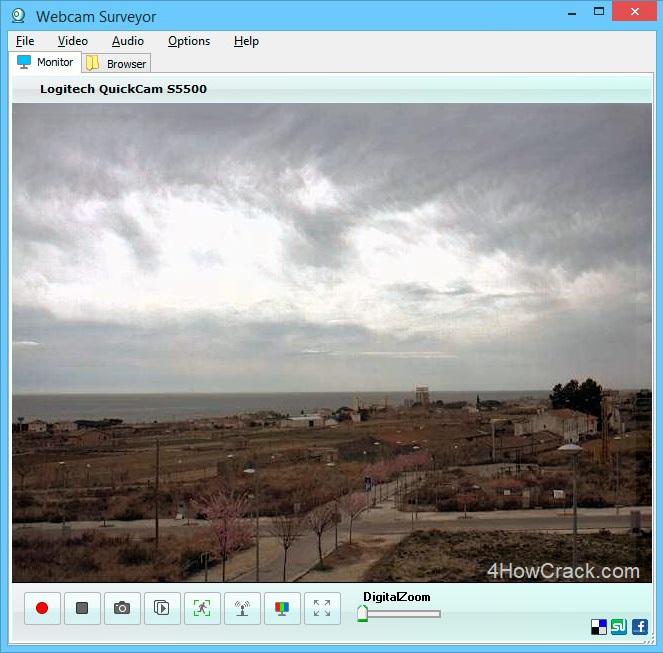 Webcam Surveyor Serial Key