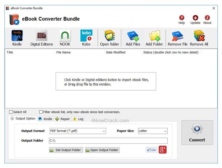 eBook Converter Bundle Patch Download