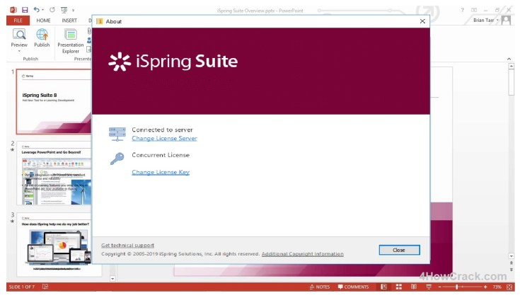 iSpring Suite Activation Key